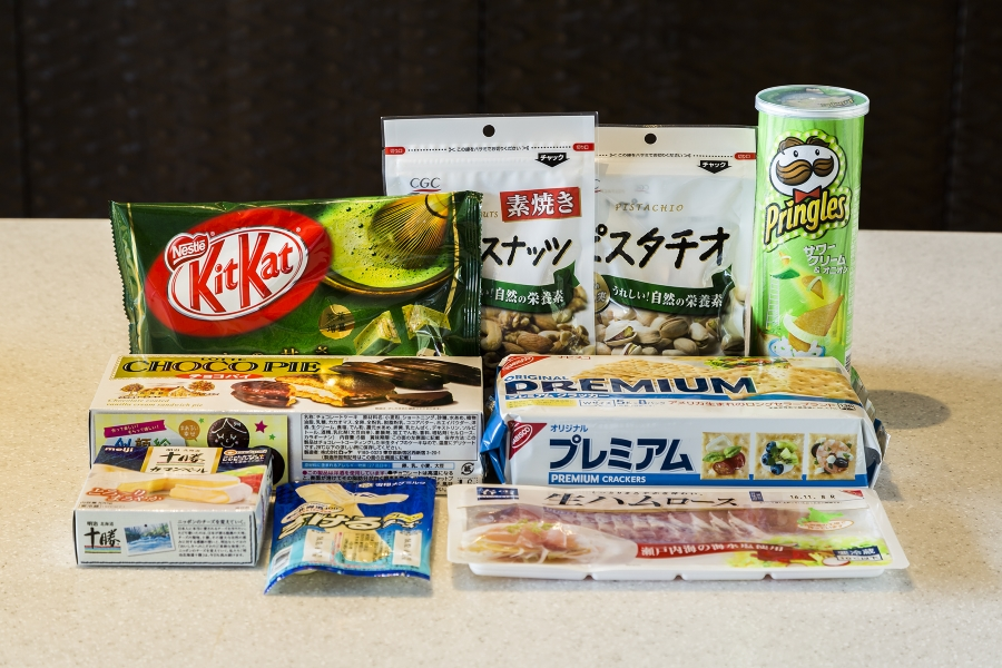Annupuri Snack Pack