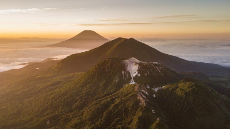 Yotei Sunrise from Chisenupuri 7 27 18 Lo Res 2