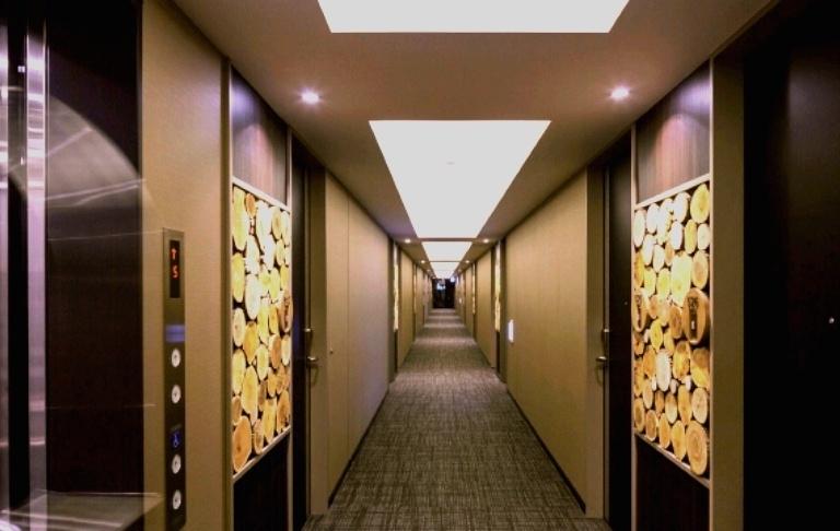 Corridortouchup