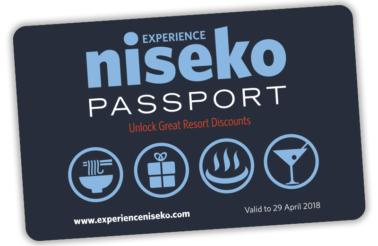 Niseko Passport En