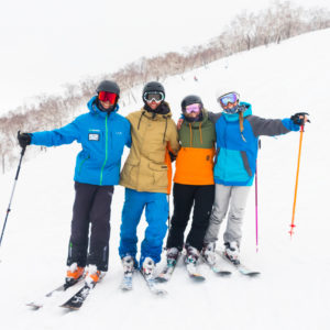 Go Snow Adult Group Lesson 7