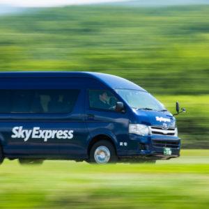 Sky Express Hi Ace Moving Summer Yasuyuki Shimanuki 2