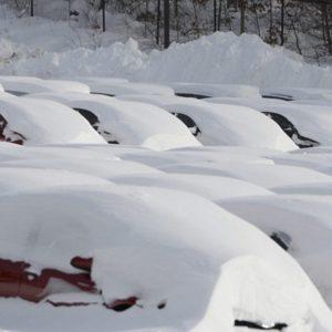 Snow Car 1