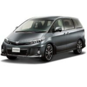 Toyota Rent A Car Estima