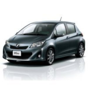 Toyota Rent A Car Vitz