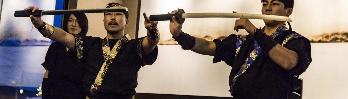Ninjas at Ki Niseko