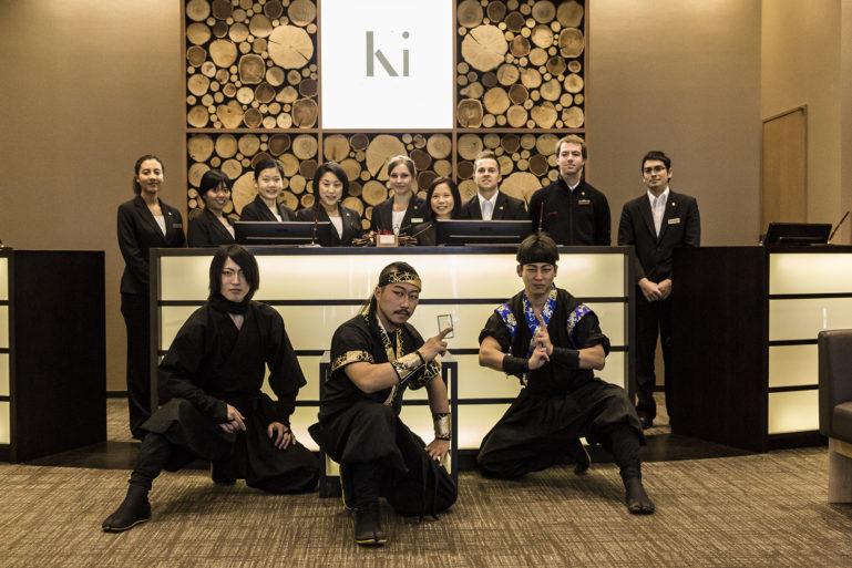Ninjas at Ki Niseko1
