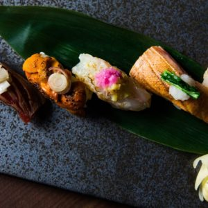 Taste the flavours of Japan at Ki Niseko's An Dining.