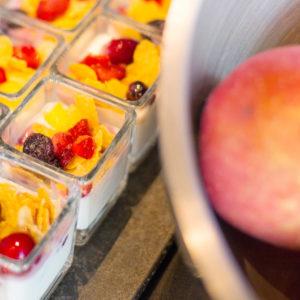 料理例-スイーツ・果物