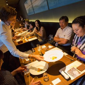 An Dining at Ki Niseko
