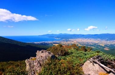 Mt Shirakaba Shakunage Numa Hike Peak And Iwanai