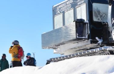 Weiss Cat Skiing Hero