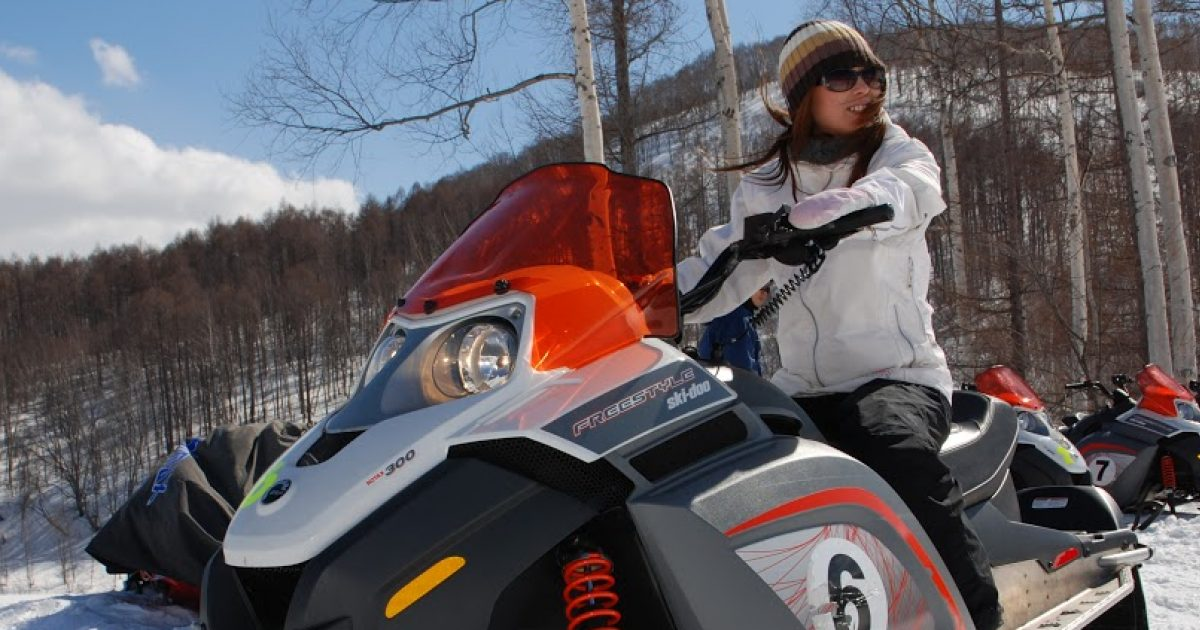 Dating site for snowmobilers