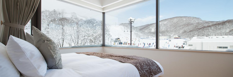 Niseko hotel accommodation ski in ski out boutique hotel for Boutique hotel ski