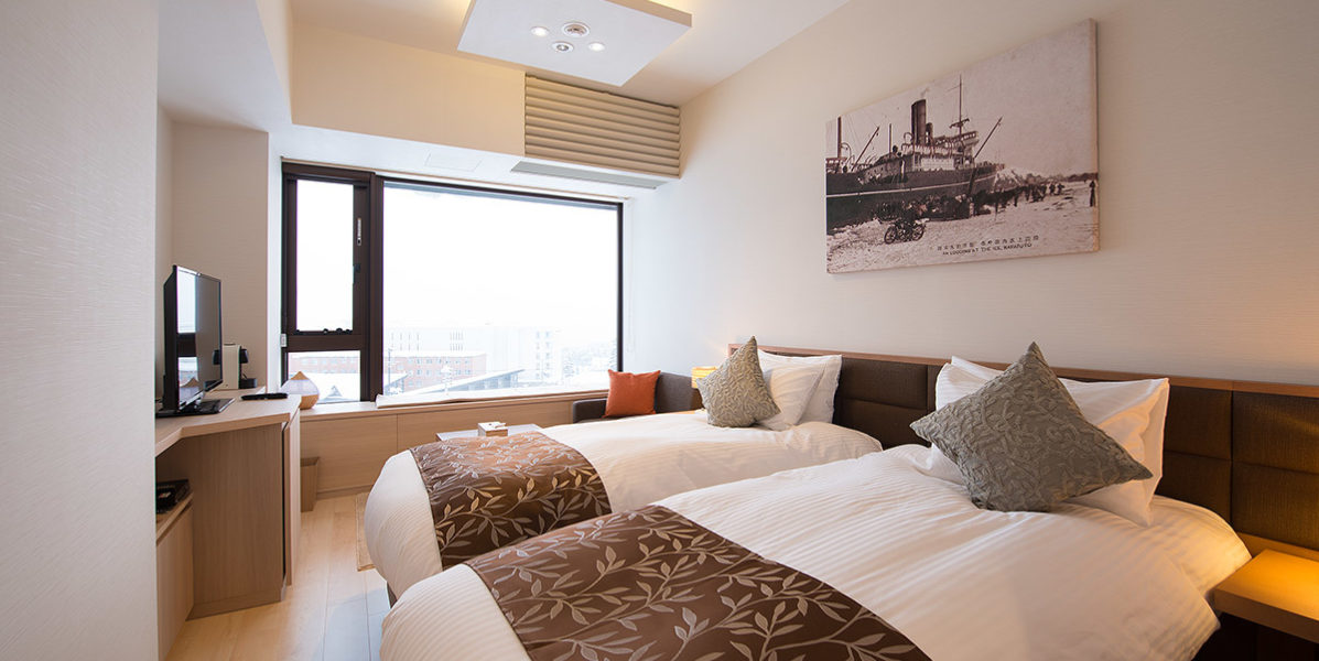 Yotei View Hotel Room Web