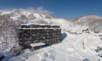 Ki Niseko Exterior in Winter