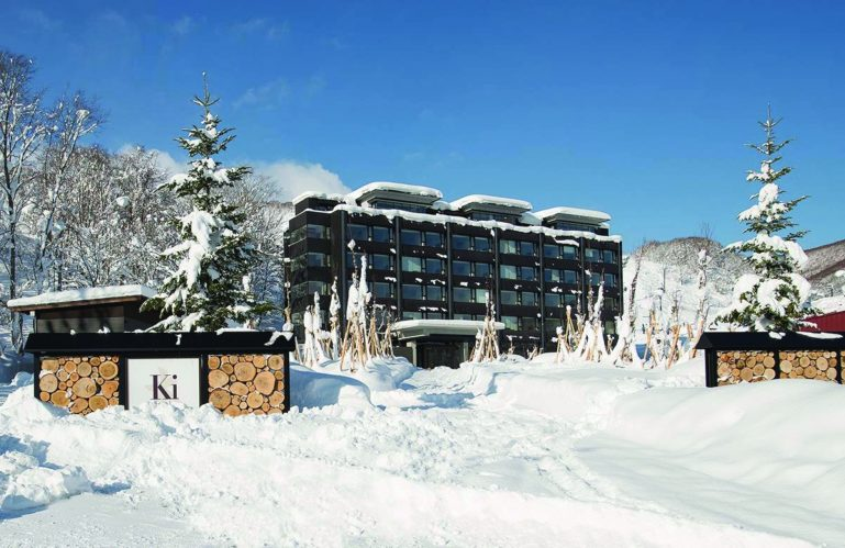Ki Niseko in winter
