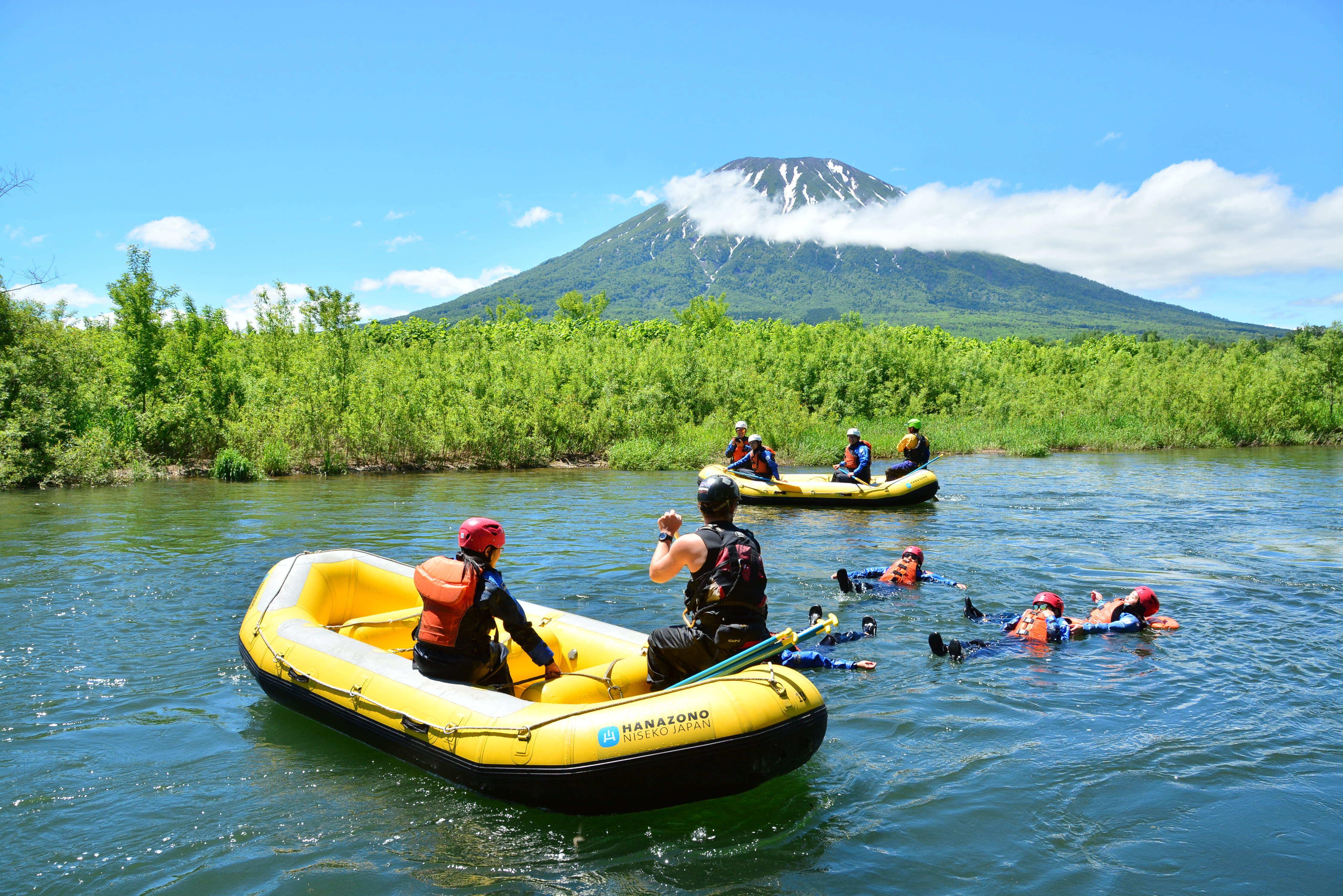 Hanazono Rafting