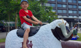 Noah On Ki Niseko Rodeo At Ki Festival