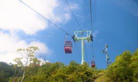 Summer Gondola Grand Hirafu 1