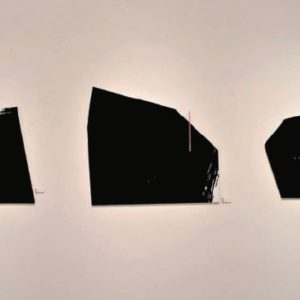 久保奈月白翳 HAKU-EI展 作品一例