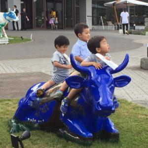 Have fun at Ki Festival.