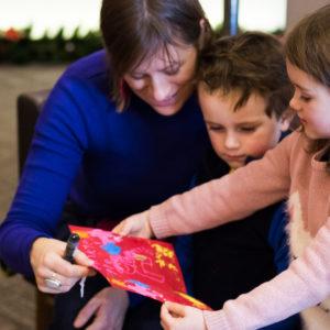 Christmas Card Workshop 12 24 17 4