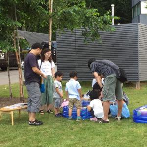 Family fun at Ki Festival.