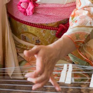 Japanese Harp