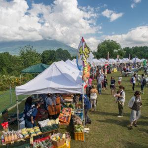 Hirafu Festival Matsuri 2017 Food Stalls