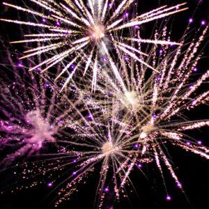 Hirafu Matsuri Summer 2017 Evening Fireworks