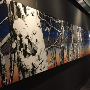 Hiroko Takahashi art at Ki Gallery