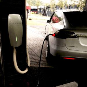 Ki Guest Tesla Car