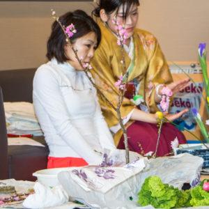 Ki Niseko Flower Making Workshop Lr 12
