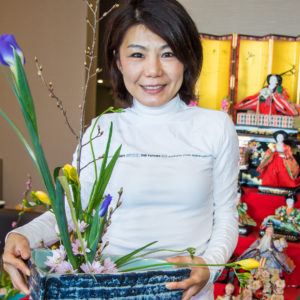 Ki Niseko Flower Making Workshop Lr 14