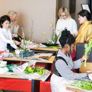 Ki Niseko Flower Making Workshop Lr 3
