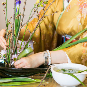 Ki Niseko Flower Making Workshop Lr 5
