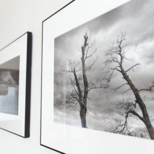 木ニセコ客室アート一例