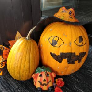 Ki Pumpkin Decoration