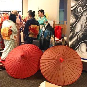 Kimono Dress-Up Experience.