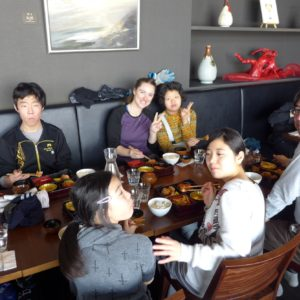 Lunch at An Dining at Ki Niseko.