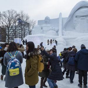 Sapporo Snow Festival 2017