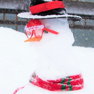 Snowman Making Workshop