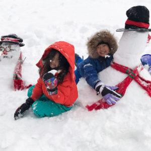 Snowman Making Sirada 12 16 17
