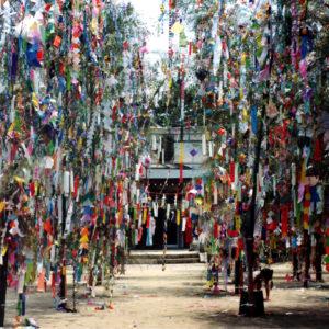 Tanabata in Osaka