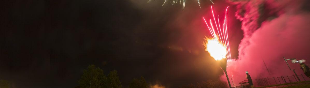 Hirafu Matsuri 2016 Summer Festival 12 Fireworks And Taiko Drums