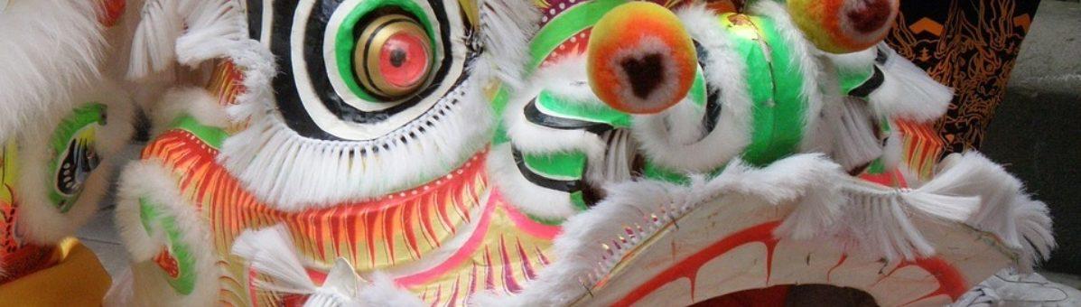 Dragon Chinese New Year