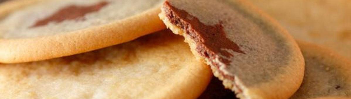 Hangetsuko cookies