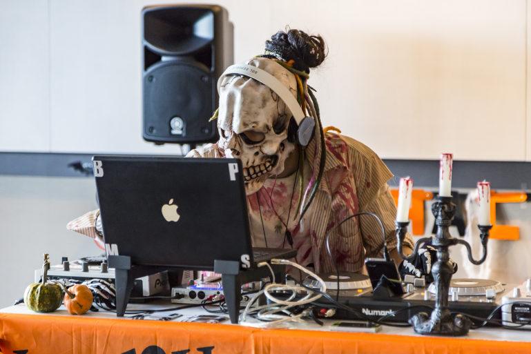 Dj Halloween Event 2016