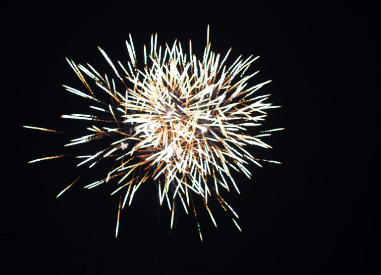 Fireworks New Years